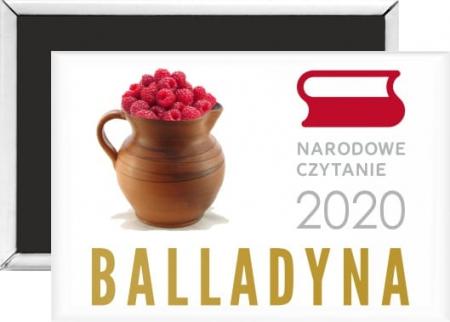 Balladyna J. Słowackiego - Narodowe Czytanie w Chrobrym