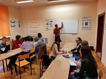 Kolejne zajęcia warsztatowe w Chrobrym