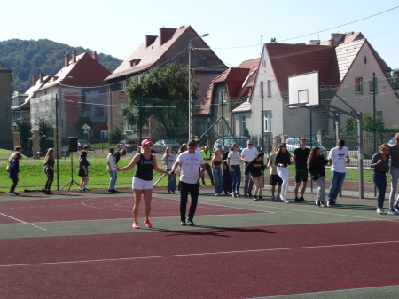 W Chrobrym nowy rok szkolny na sportowo ...