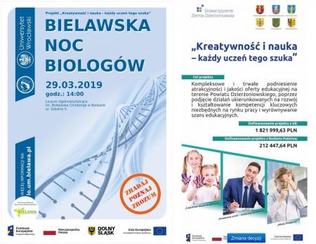 Noc Biologów LO Bielawa (film)