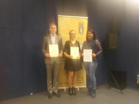 Sukces Naszych Licealistów w Dolnośląskim Konkursie Recytatorskim Poezji Sybi